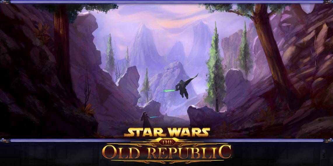 Star Wars: The Old Republic maybe one of the most game that keep hidden well