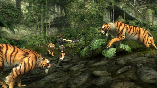 Tomb Raider: Underworld - Thailand