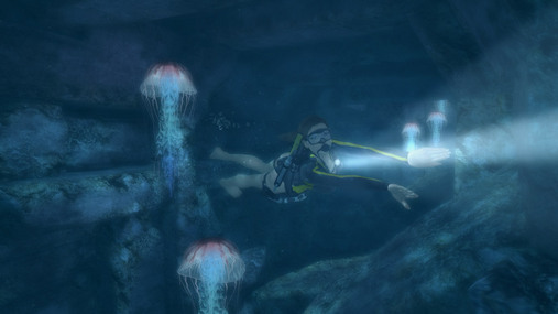 Tomb Raider: Underworld - Under the Sea