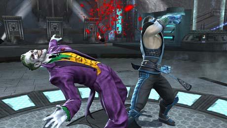 Joker vs SubZero